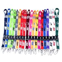 High Quality Custom  Printing Logo Polyester N Ike Lanyards For Sale