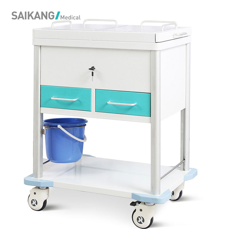 SKR-CT320 Emergency Cart Trolley Medical Equipment