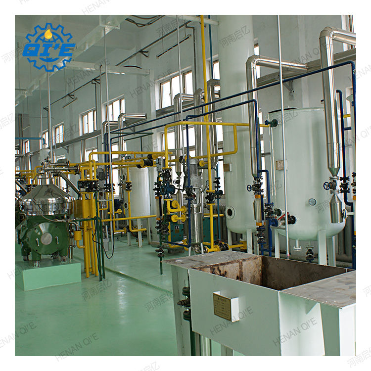 High quality corn oil refinery equipment corn oil producing machine