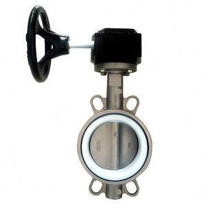 2019 Selling the best quality cost-effective products wafer butterfly valve