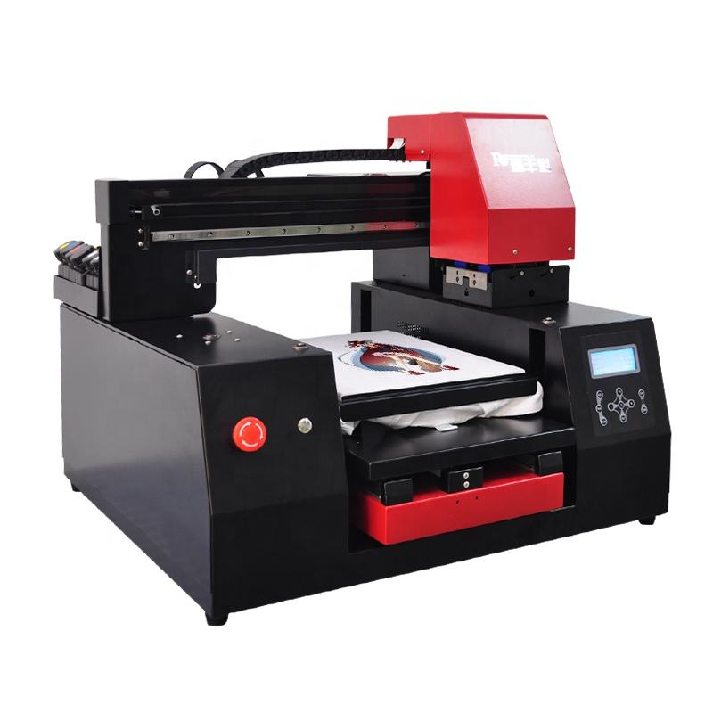 Hot Selling Small Business Equipment For Sale t Shirt Design And Printing