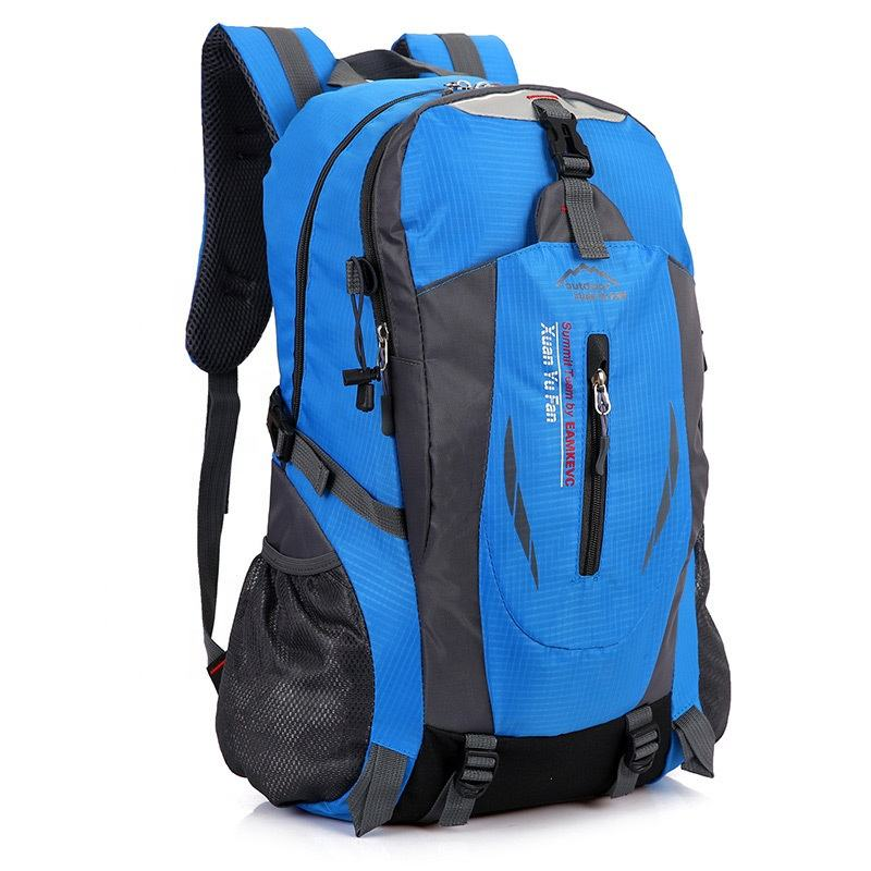Wholesale Lightweight Travel Outdoor Sport Camping Foldable Waterproof Hiking Backpacks