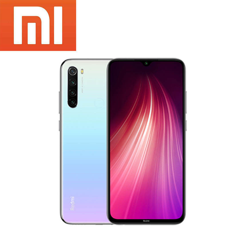 Xiaomi Redmi Note 8 4GB 64GB Qualcomm Snapdragon 665 48MP Full Scene Four Shots High Power Handset Redmi Note 8