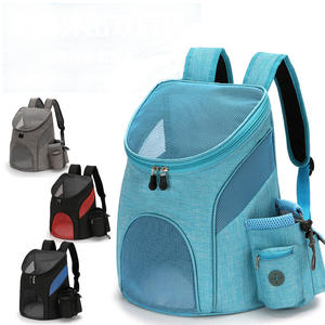Airline Approved Easy For Traveling Hiking Camping Bag For Small Medium Dogs Cats Puppies Carrier Ventilate Pet Cages Carriers