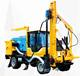 Hot Sale Small Hydraulic static pile drilling machine on highway