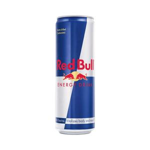 24 pezzi di energy drink lattine 355 ml stampato Red bull