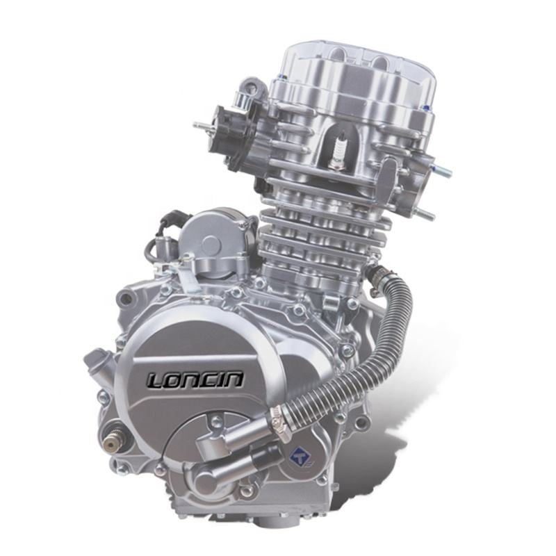 CQJB High Quality Motorcycle Engine TD175/TD210CC Motorcycle Engine Assembly