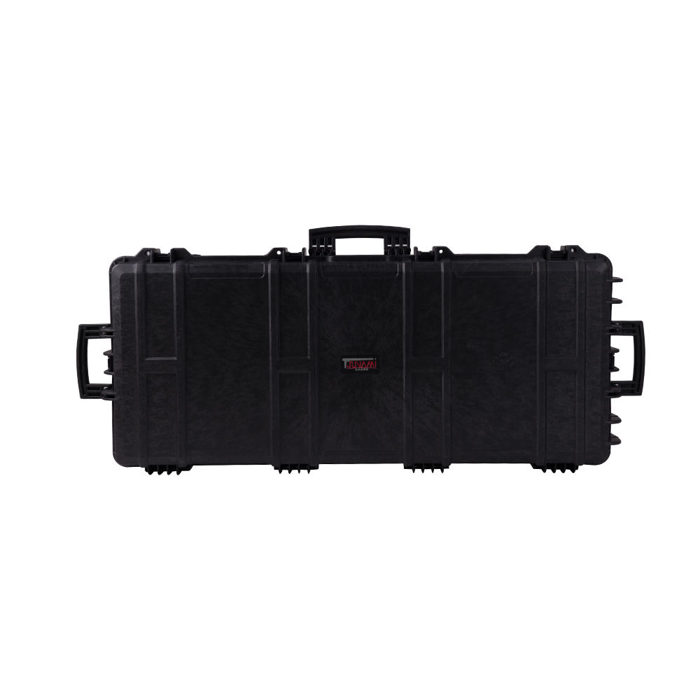 Tsunami 1124618 Gun case Rifle case en Droge doos met shockproof