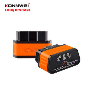 OEM Konnwei multi language wireless bluetooth diagnostic obdii reader kw903 bluetooth android car OBDII Diagnostic scanner