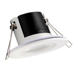 Factory price 5.5W IP65 waterproof fire rated recessed dimmable led ceiling led spot light