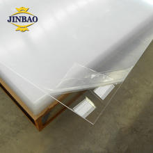 JINBAO thick acrylic sheet good transmittance sturdy and resistant to wear the acrylic sheet for fish tank