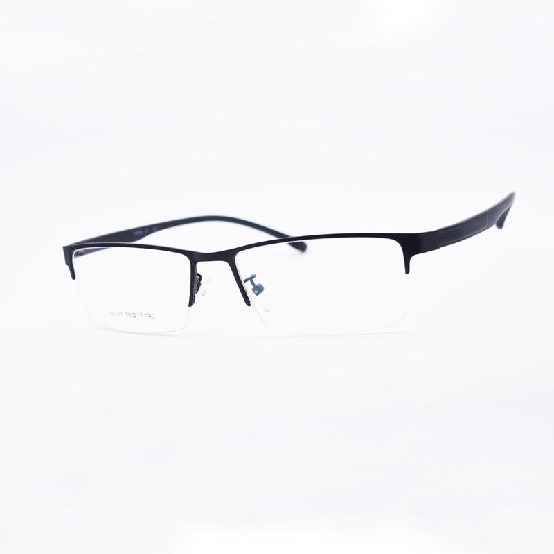 China manufacturer custom made reading eyewear half frame glasses