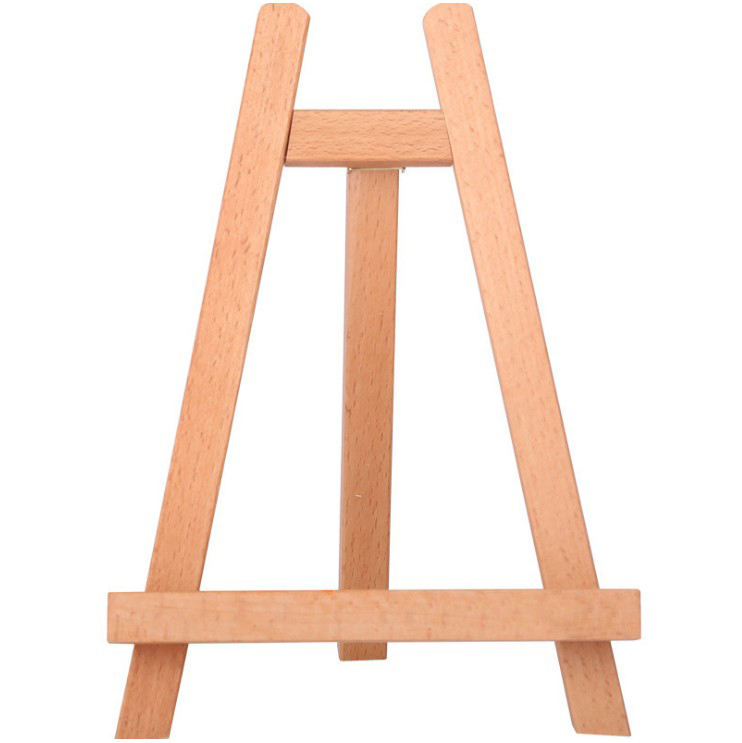 Mini Table Top Easel For Display Wooden Stand and Art Class