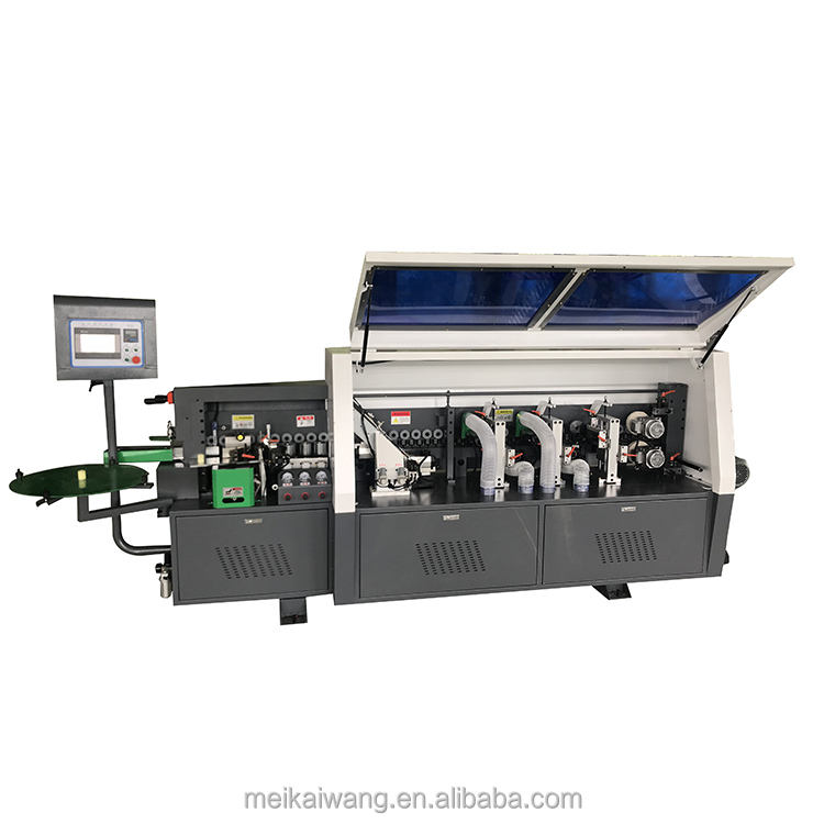 woodworking machinery CE automatic furniture edge banding bander machine
