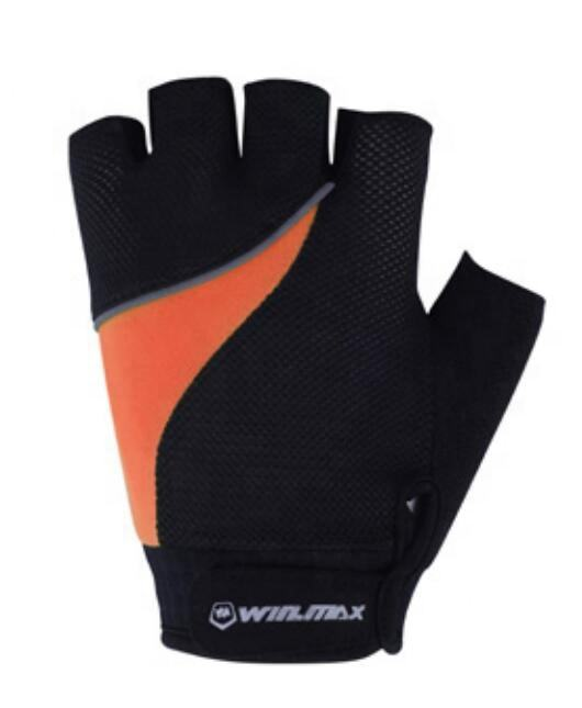 WINMAX nylon cotton polyester PU gloves Bike cycling gloves Bicycle Gloves for biking sports