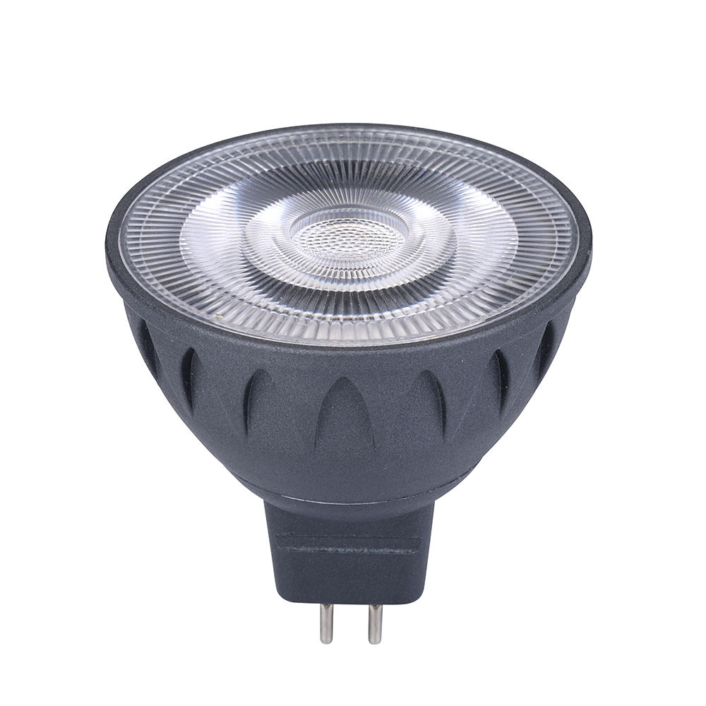 Led Mini Lampu Hangat Putih Pwm Dimmable AC 12V 24V 10-30V 5000K Led 6 Watt 7W Dimmable Gu10 Mr16 DC Perumahan Agi32 Tata Letak