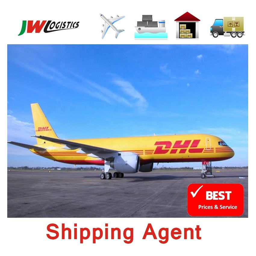 DHL FedEx TNT express internationale luchtvracht luchtvracht vracht logistiek verenigde airlines cargo tracking nummer