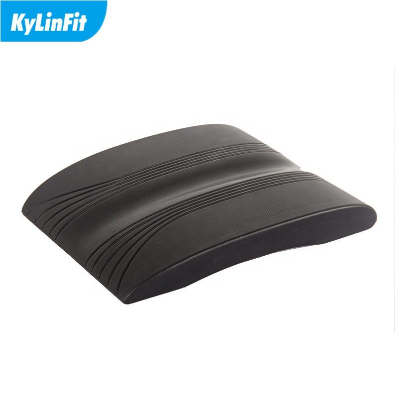 Gym fitness PU foam work out sit up AB mat