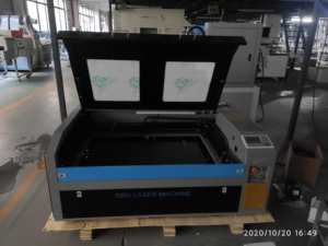 High Precision deep CO2 engraving and cutting fiber laser machine 1060