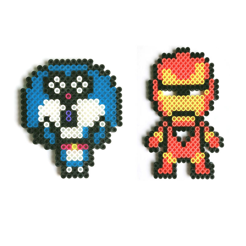 3d perler beads iron creations for sale