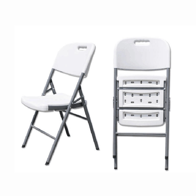 white cheap outdoor Used metal conference wedding Wholesale folding chairs
