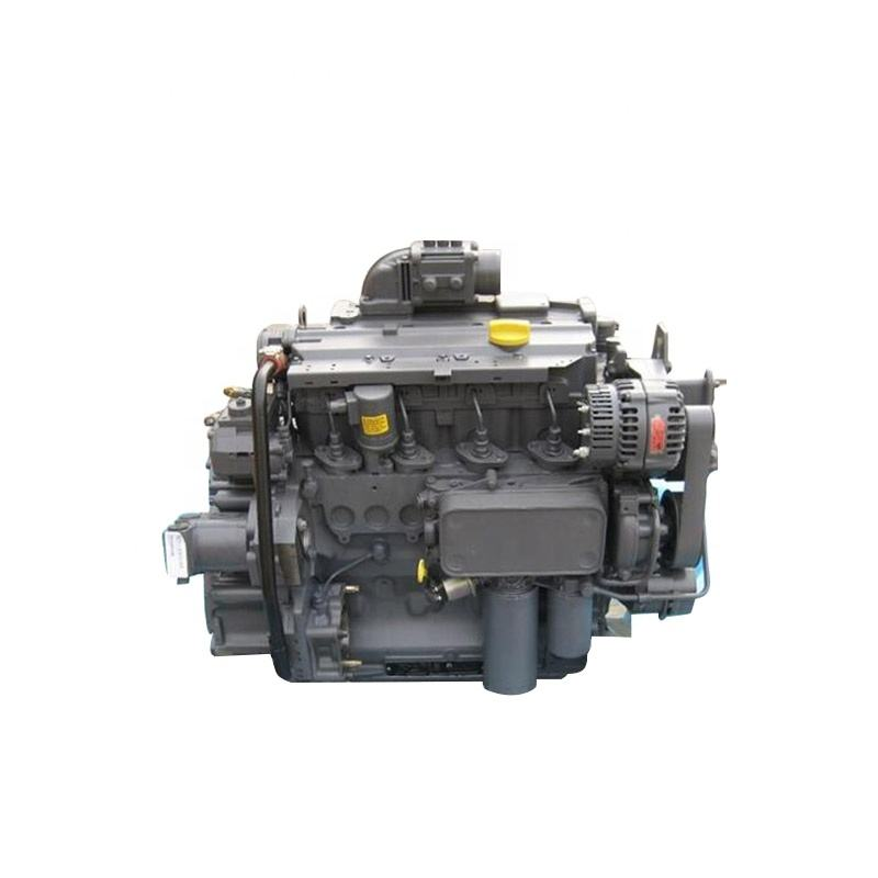 BEIJING DEUTZ diesel engine BF4M2012 high quality water cooled used for industry with CHINA license under GERMAN TECHNOLOGY