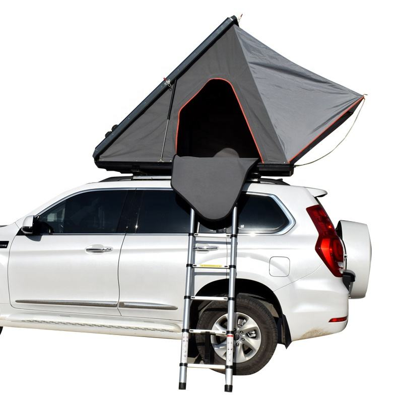 Camping Traveling Canvas Tent Automatic Pop Aluminium Suv Hard Shell Auto Rooftop Car Roof Top Tents