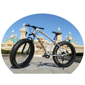 Full suspension fat tire bike MTB mountain bicycle bicicleta 26