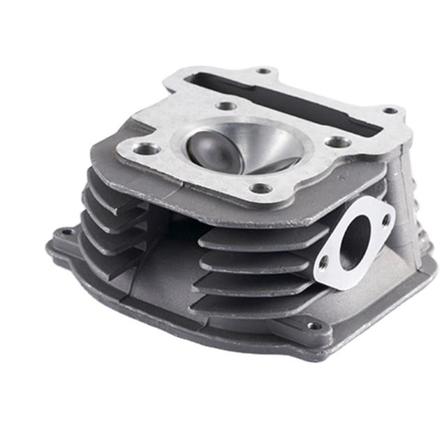 motorcycle engine parts,gy6 150cc engine , scooter cylinder head for GY6 125 GY6 150