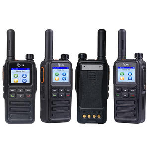 Tif Radio Dua Arah 3G 4G LTE GSM WCDMA Jaringan Sim Card Gps Global Walkie Talkie POC IP Radio Handy Walkie Talkie Handheld 2 Cara