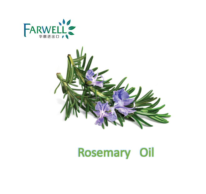 Farwell Pure Organic Rosemary Essential Oil Cas8000-25-7
