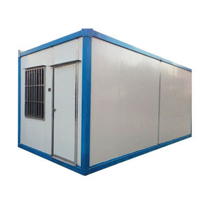 Hot selling detachable durale mobile temporary housing container house/40 container housing unit military grade