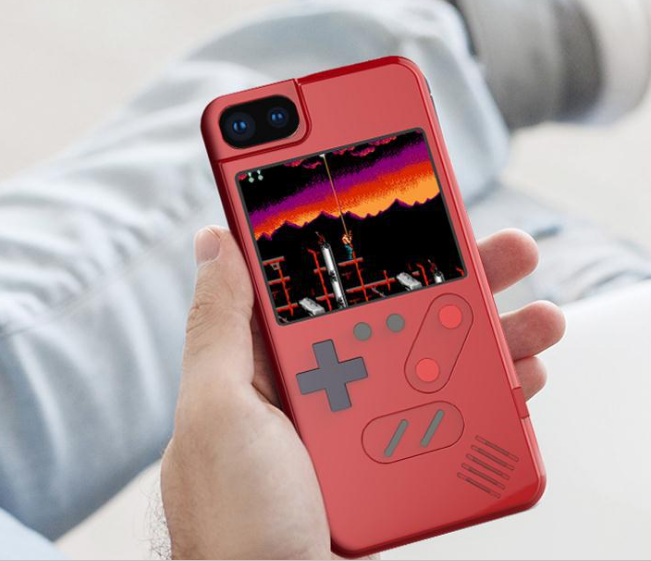 48 Games Spelen Tijd 4-5 Uur Games Console Mobiele Telefoon Case Voor Iphone <span class=keywords><strong>6</strong></span>/7/8/X/Xr/Xs/Xs Max