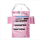 UHOO fashion multicolor school students hanging table book storage bag