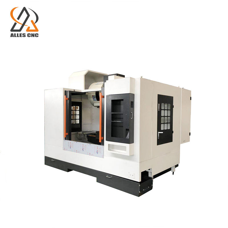 High Quality Siemens 808D Controller Mini 3 Axis Vertical CNC Machine Center Price
