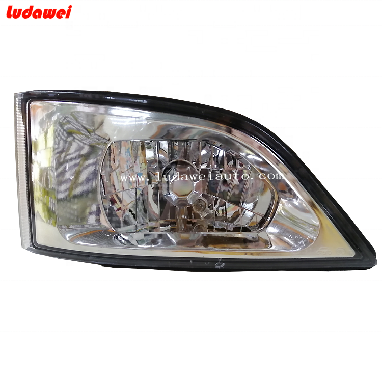 front head lamp left side / right side for HAFEI ZHONGYI 6371