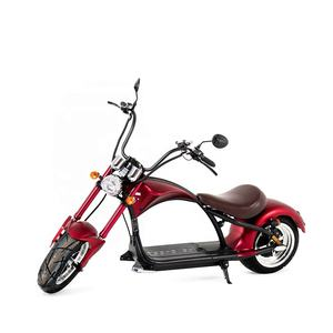 CHINA high quality 2000w 20ah cheap chopper Electric bikes EEC and COC 60v Electric motorcycles Citycoco Electric scooter