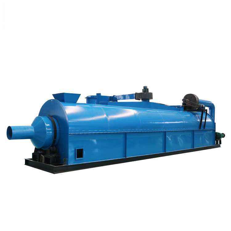 Sweet Potato Dregs Drum Drying Equipment with Large Processing Capacity