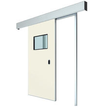 commercial interior air tight steel doors