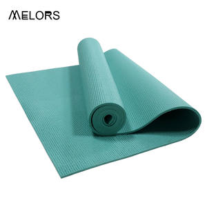 Melors Gymnastic Sport Healthy Fitness Exercise Yoga Mat with Color Printing Non-Slip Tappeto Per Yoga Esterilla Yoga Antidesliz