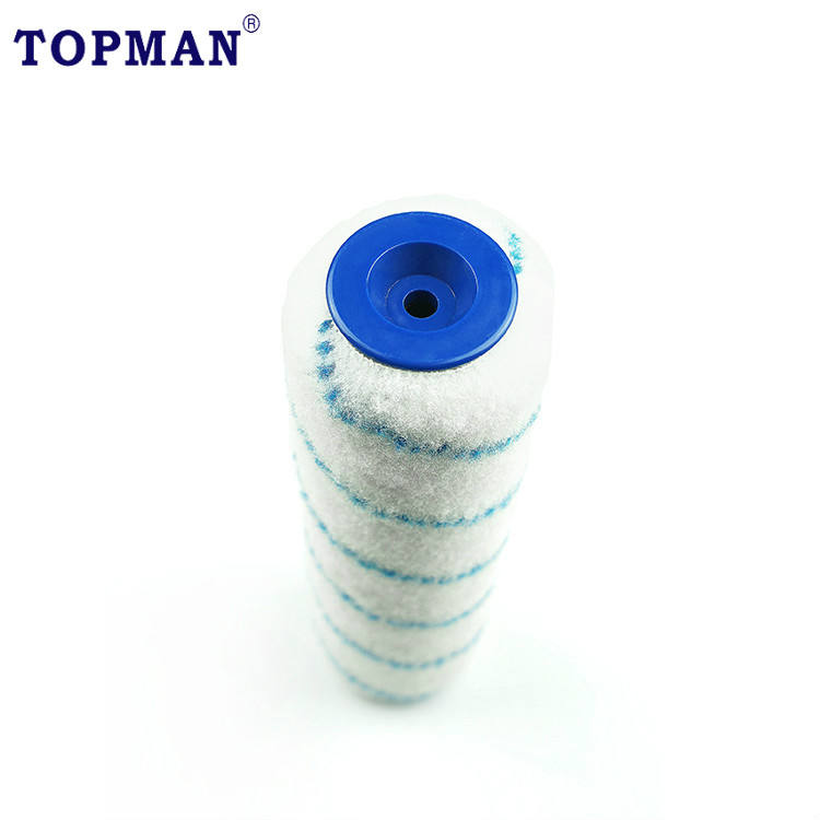 250x47mm very strong and non shedding nylon floor paint roller European style
