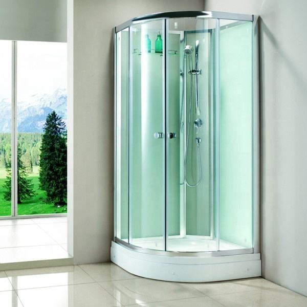 10mm Tempered Glass Panel Glass Door Shower Enclosures