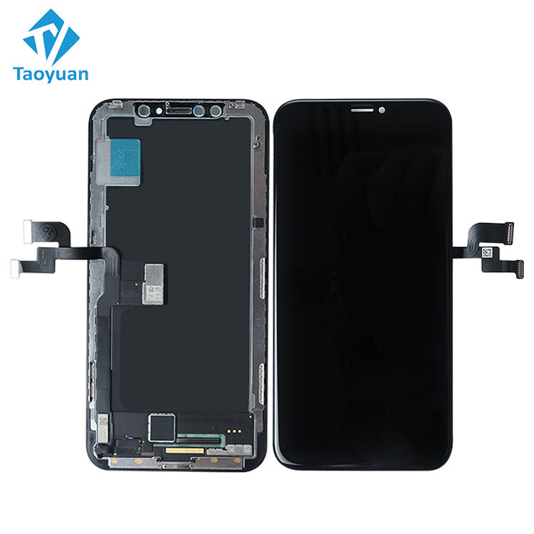 Mobile phone parts OLED screen for iPhone X XS LCD for iphone XS display screen