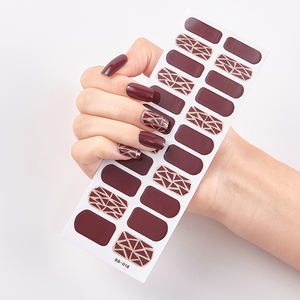 Beauty Personal Care Nail Art Fashion False Nails Acrylic Nail Stickers