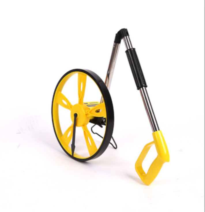 32CM Digital Measuring LED  Wheel Counter Rolling Measuring Tape Wheel New Sale