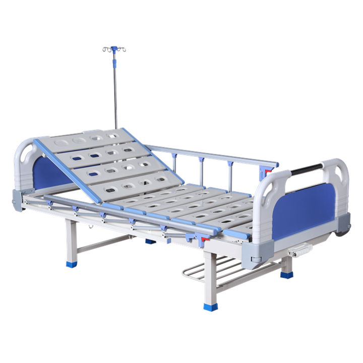 SW-M020 hospital furniture manual 1 crank hospital bed