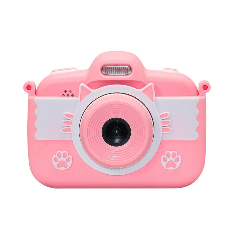 2020 New Cartoon Cute Toys Children Camera For Kids Real Camera