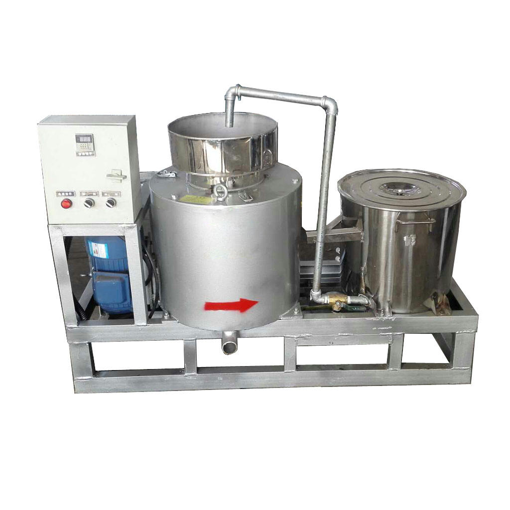 fully automatic cooking oil filter machine HJ-OF91