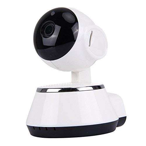 Baby Monitor 720P Mini Wifi IP Camera Nightvision A Due Vie Audio Motion Detection Accesso Remoto Pan/Tilt Macchina Fotografica v380
