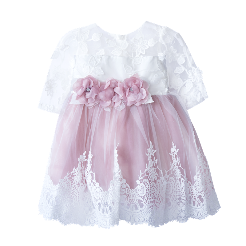 Party Dresses For Girl Babies High Quality Fashion Baby Girl Frocks Wedding Lace Dress Baby Girl Party Evening Kinds Of Dress For Sale